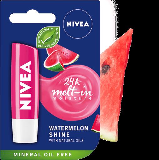 Pielęgnująca pomadka do ust Watermelon Shine